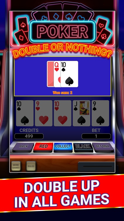 Video Poker : Casino Card Game screenshot-3