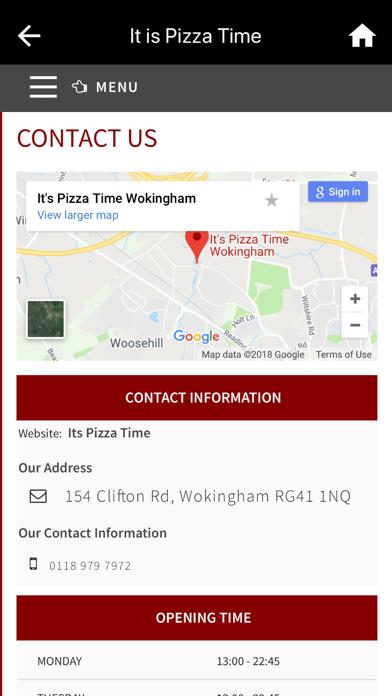 It is Pizza Time screenshot three