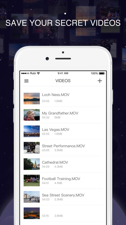 Video Vault Save Video by xuan lin