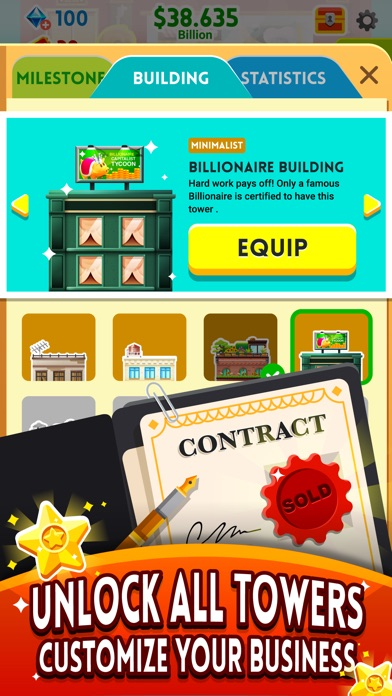 Screenshot #10 for Cash, Inc. Fame & Fortune Game