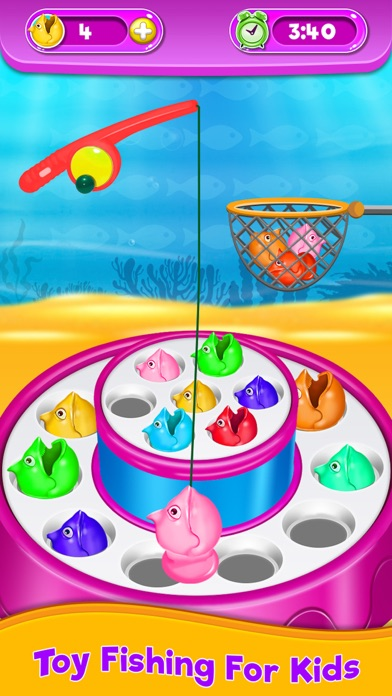 Fishing Toy Game screenshot 2