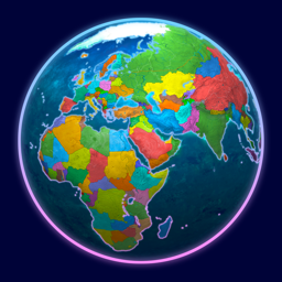 Ícone do app Earth 3D - Amazing Atlas