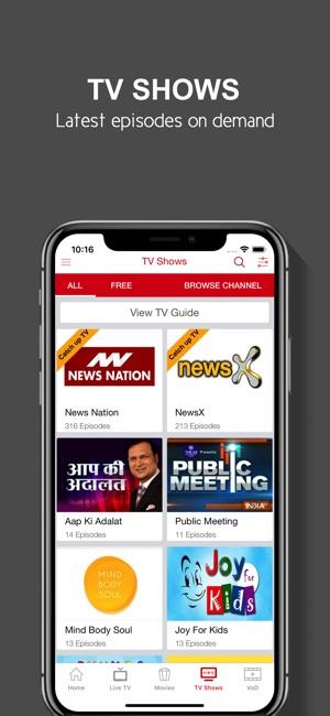 DEN TV+ on the App Store