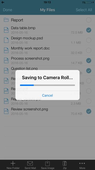 WinZip Pro - #1書類圧縮/圧... screenshot1