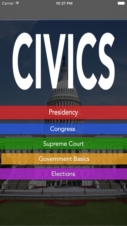 Civics 101 screenshot-0