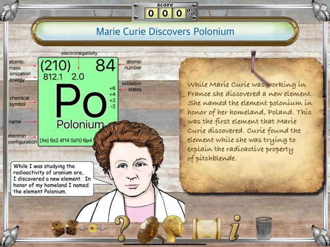 Marie Curie by Ventura