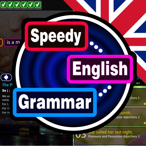 Speedy English Grammar Lessons App Data & Review - Education