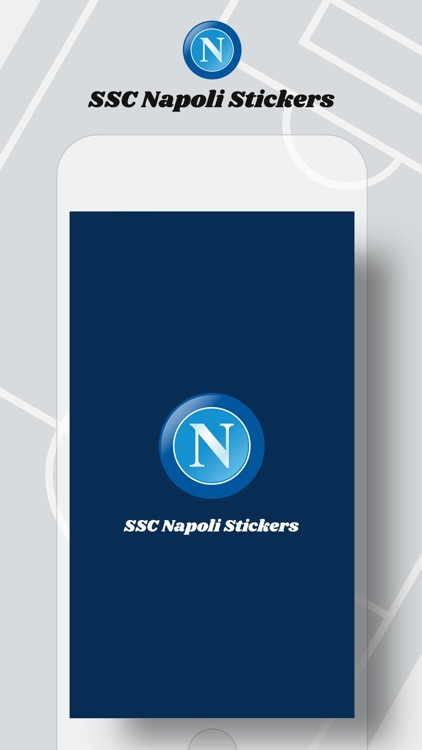 SSC Napoli Stickers