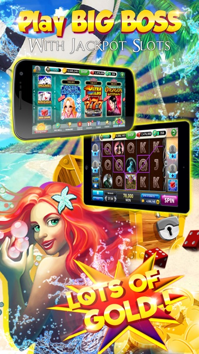 BigBoss Casino screenshot two