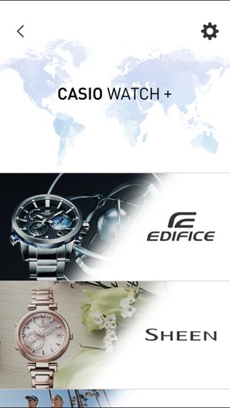 CASIO WATCH+のおすすめ画像1
