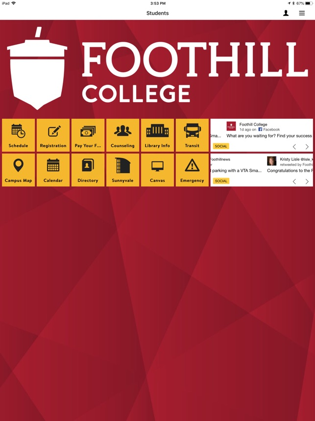 Foothill College Mobile On The App Store