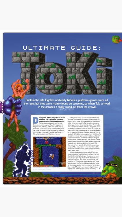Retro Gamer Official Magazine screenshot-3