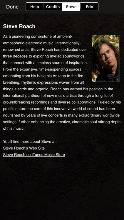 Steve Roach Immersion II screenshot-3
