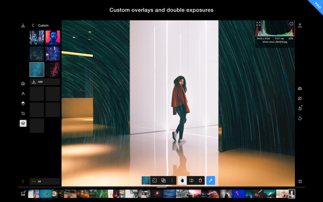 Polarr Photo Editor Pro Screenshot