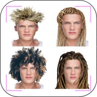 App de cortes de pelo para hombres