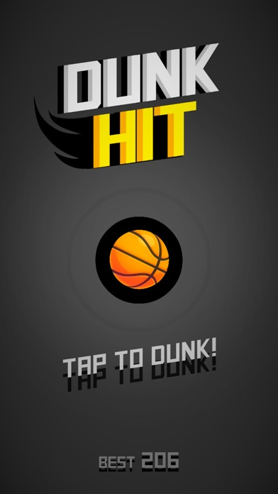 Dunk Hit app image