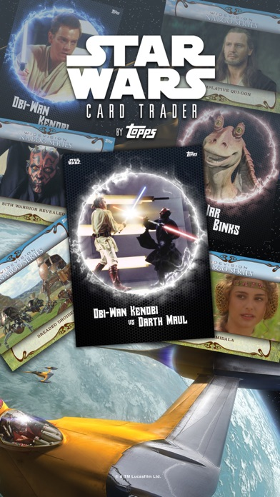 Star Wars Card Trader How To