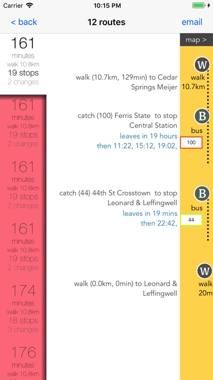 Grand Rapids Transport Guide