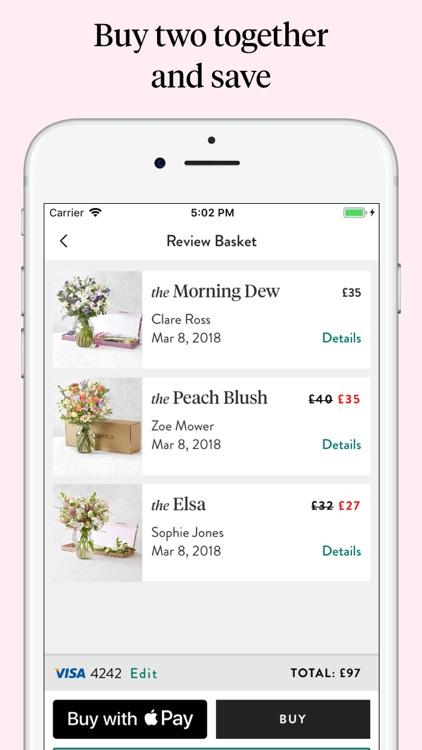 Flowers & Gifts - Bloom & Wild screenshot-4