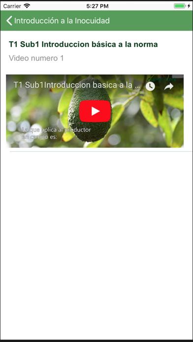 Inocuidad APEAMCaptura de pantalla de4