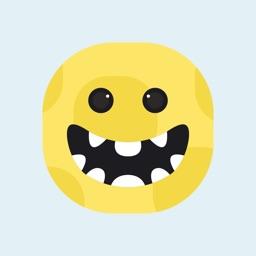 MojiMojo - Free Emoji Stickers