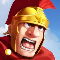 皇室争霸部落战争 - 罗马战争冲突塔防游戏