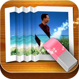 Ícone do app Photo Eraser for iPad