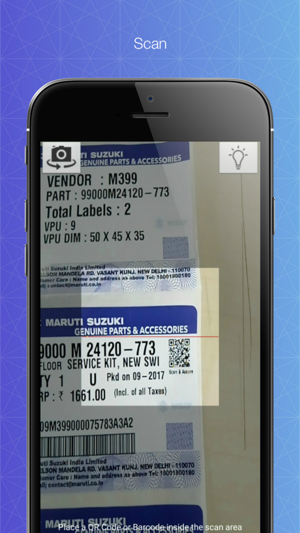 Maruti Suzuki - Scan & Assure on the App Store