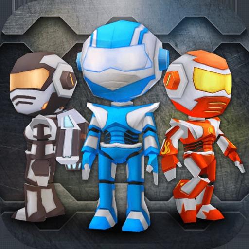 Robot Bros Deluxe.