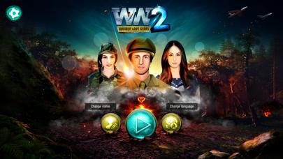 WW2 Soldier Love Story screenshot one