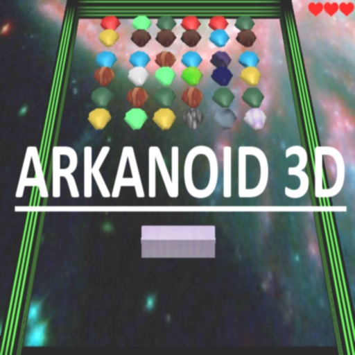 SPACE ARKANOID 3D