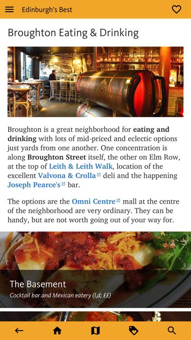 Edinburgh's Best: Travel Guide screenshot 9