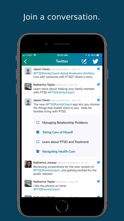 PTSD Family Coach screenshot-7