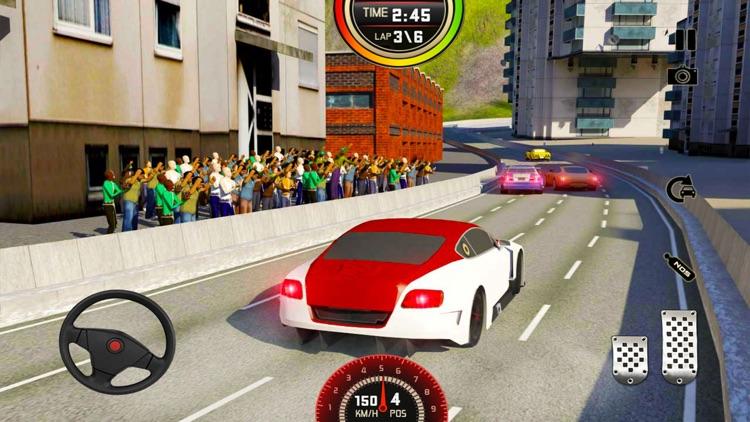 Muscle Car Street Racing Rival screenshot-4