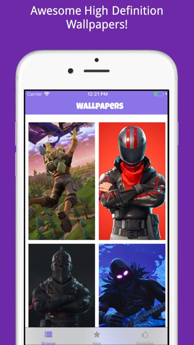 Wallpaper Pack for Fortnite screenshot one