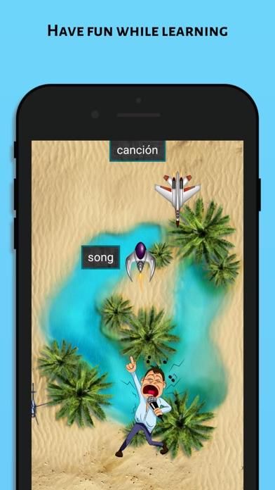 LangJet: fun language learning screenshot four