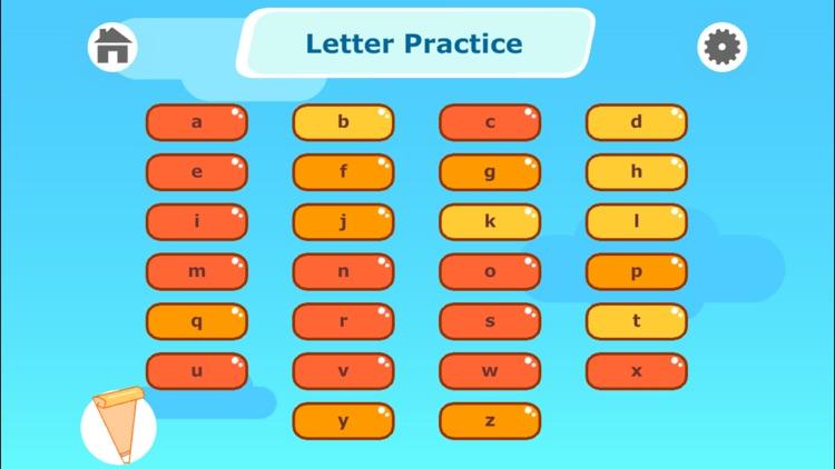 Crazy Cursive Letters screenshot-3