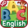 学习英语 ABC 字母 HD