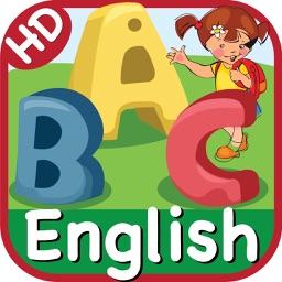 Learn English ABC Alphabets HD