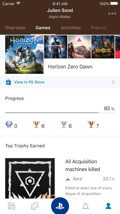 PlayStation App screenshot-4