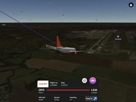 Plane Finder 3D screenshot 9