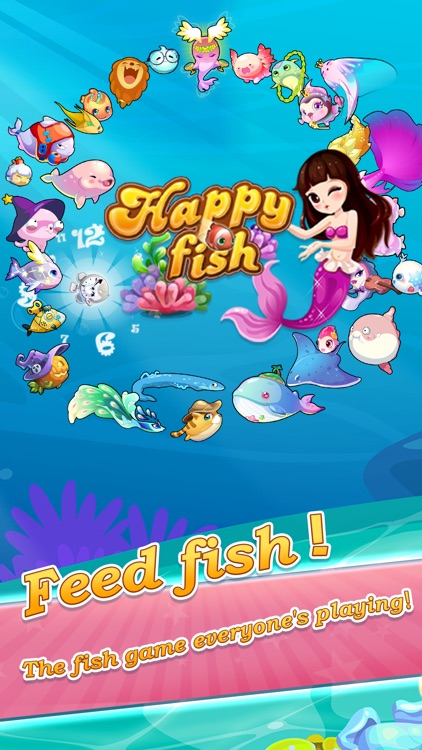Happy Fish + screenshot-0