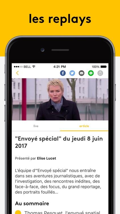 franceinfo - l'actu en continu screenshot-4