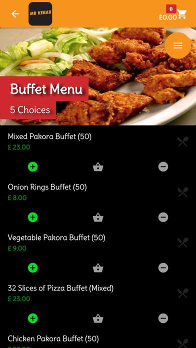 Mr Kebab Dumbarton screenshot two
