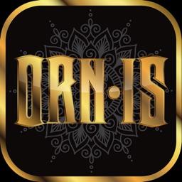 ORNIS Comic - Adventure story