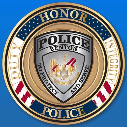 Benton Arkansas Police Dept. iOS App