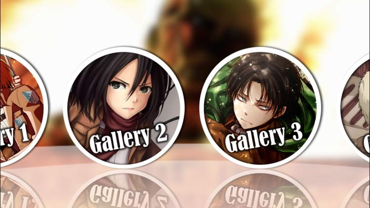 Wallpapers for SNK Shingeki