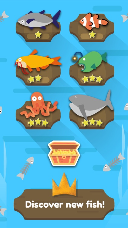 Fish King: Fun in wild waters screenshot-4