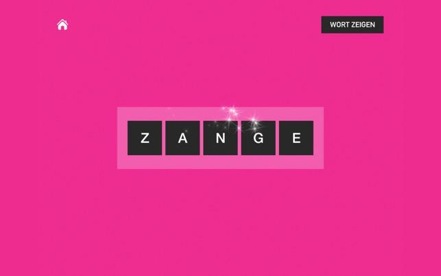 WORD PUZZLE QUIZ Screenshot