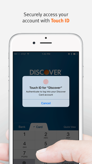 Discover Mobile Screenshot